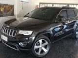 JEEP GRAND CHEROKEE 3.0 LIMITED 4X4 V6 24V TURBO / 2015 / PRETA